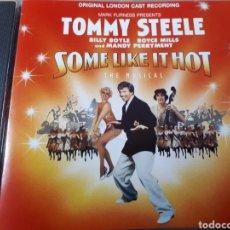 CDs de Música: SOME LIKE IT HOT. Lote 251653180