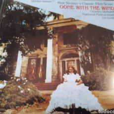 CDs de Música: LO QUE EL VIENTO SE LLEVO. Lote 251653330
