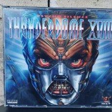 CDs de Música: THUNDERDOME XVIII-CAJA CON DOS CD. Lote 251667340