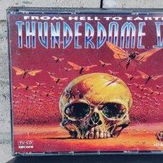 CDs de Música: THUNDERDOME VI-CAJA CON DOS CD. Lote 251667700