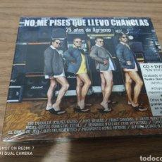 CDs de Musique: NO ME PISES QUE LLEVO CHANCLAS 25 AÑOS DE AGROPOP (NUEVO PRECINTADO ). Lote 276572088
