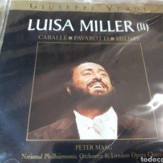 CDs de Música: VERDI LUISA MILLER ( II). Lote 251682175
