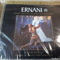 CDs de Música: VERDI ERNANI. Lote 251684025