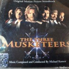 CDs de Música: LOS TRES MOSQUETEROS. Lote 251691580