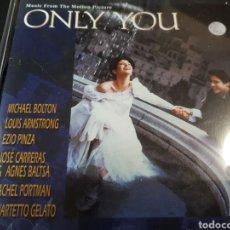 CDs de Música: ONLY YOU. Lote 251713600