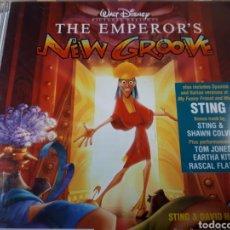 CDs de Música: THE EMPEROR S NEW GROOVE TOM JONES STING. Lote 251719095