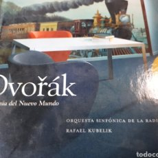 CDs de Música: DVORAK SINFONIA DEL NUEVO MUNDO. Lote 251720450