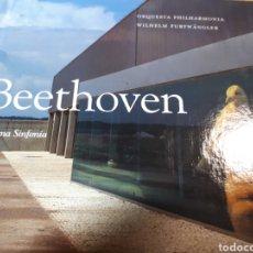CDs de Música: BEETHOVEN NOVENA SINFONIA. Lote 251721485