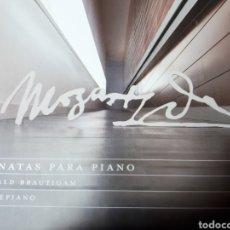 CDs de Música: MOZART SONATAS PARA PIANO N. 14 , 16 , Y ADAGIO EN SI MENOR K331 , K457, K545 , K540. Lote 251723065