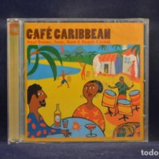 CDs de Música: VARIOS - CAFÉ CARIBBEAN - CD. Lote 251847575