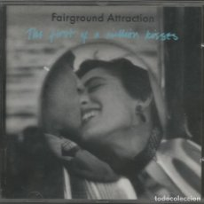 CD di Musica: FAIRGROUND ATTRACTION. THE FIRST OF A MILLION KISSES (CD) (REF.0241). Lote 251920815