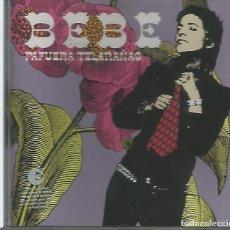 CD di Musica: BEBE. PAFUERA TELARAÑAS (CD) (REF.0230). Lote 251921855