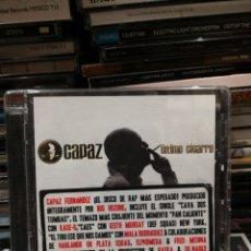 CD di Musica: CAPAZ ÚLTIMO CIGARRO. Lote 251951820