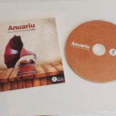 CDs de Música: ANUARIU DE LA MÚSICA ASTURIANA 2018 / VARIOS GRUPOS / CD-TIERRA ASTUR / 19 TEMAS / IMPECABLE.. Lote 252013430