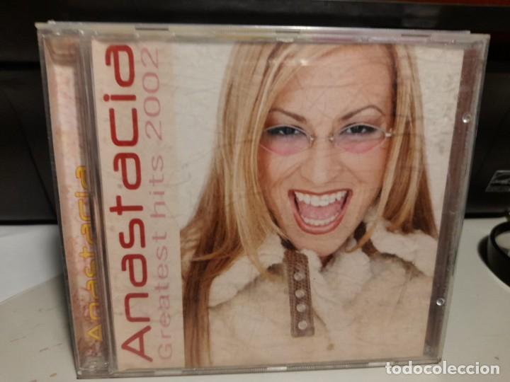 CD ANASTACIA : GREATEST HITS 2002 (Música - CD's Pop)