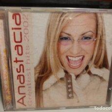 CDs de Música: CD ANASTACIA : GREATEST HITS 2002. Lote 252044570
