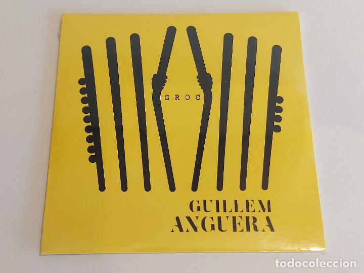 GUILLEM ANGUERA / GROC / CD - 2018 / 9 TEMAS / PRECINTADO. (Música - CD's World Music)