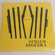 CDs de Música: GUILLEM ANGUERA / GROC / CD - 2018 / 9 TEMAS / PRECINTADO.. Lote 252058810