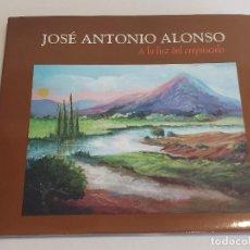 CDs de Música: JOSÉ ANTONIO ALONSO / A LA LUZ DEL CREPÚSCULO / DIGIPACK-CD / 15 TEMAS / IMPECABLE.. Lote 252060630