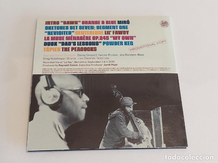 CDs de Música: RAYNALD COLOM / THE BARCELONA SESSION / CD-PROMO-FRESH SOUND / 11 TEMAS / IMPECABLE. - Foto 2 - 276792853
