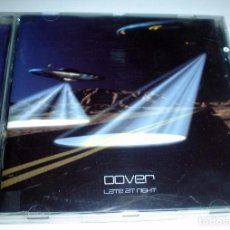 CDs de Música: CD DOVER - LATE AT NIGHT. Lote 252091505
