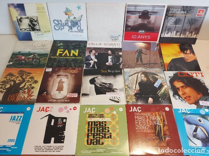 CDs de Música: TODO IMPECABLE !!! 190 CDS-SINGLES-PROMOS-EPS-ALBUMS / MÁS DE 1750 TEMAS / GRAN OCASIÓN !! VER FOTOS - Foto 2 - 252115025