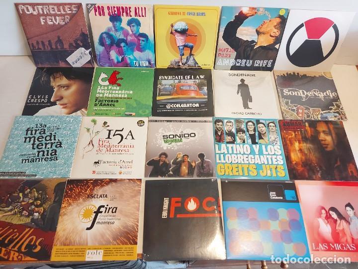 CDs de Música: TODO IMPECABLE !!! 190 CDS-SINGLES-PROMOS-EPS-ALBUMS / MÁS DE 1750 TEMAS / GRAN OCASIÓN !! VER FOTOS - Foto 3 - 252115025