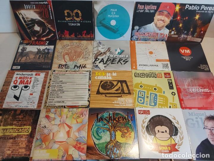 CDs de Música: TODO IMPECABLE !!! 190 CDS-SINGLES-PROMOS-EPS-ALBUMS / MÁS DE 1750 TEMAS / GRAN OCASIÓN !! VER FOTOS - Foto 4 - 252115025