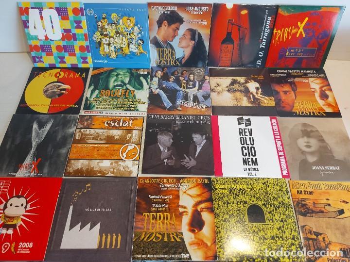 CDs de Música: TODO IMPECABLE !!! 190 CDS-SINGLES-PROMOS-EPS-ALBUMS / MÁS DE 1750 TEMAS / GRAN OCASIÓN !! VER FOTOS - Foto 5 - 252115025