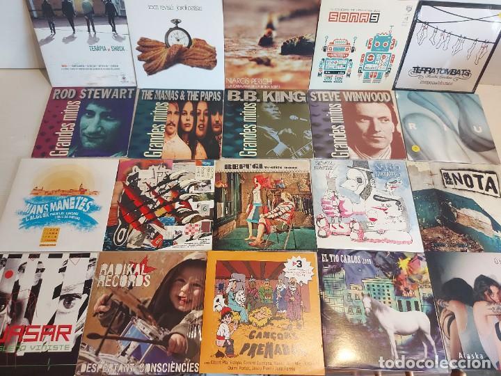 CDs de Música: TODO IMPECABLE !!! 190 CDS-SINGLES-PROMOS-EPS-ALBUMS / MÁS DE 1750 TEMAS / GRAN OCASIÓN !! VER FOTOS - Foto 6 - 252115025