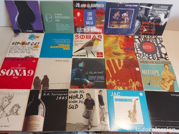 CDs de Música: TODO IMPECABLE !!! 190 CDS-SINGLES-PROMOS-EPS-ALBUMS / MÁS DE 1750 TEMAS / GRAN OCASIÓN !! VER FOTOS - Foto 8 - 252115025