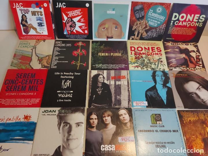 CDs de Música: TODO IMPECABLE !!! 190 CDS-SINGLES-PROMOS-EPS-ALBUMS / MÁS DE 1750 TEMAS / GRAN OCASIÓN !! VER FOTOS - Foto 9 - 252115025