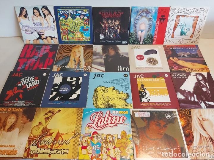 CDs de Música: TODO IMPECABLE !!! 190 CDS-SINGLES-PROMOS-EPS-ALBUMS / MÁS DE 1750 TEMAS / GRAN OCASIÓN !! VER FOTOS - Foto 10 - 252115025