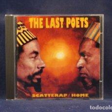 CDs de Música: THE LAST POETS - SCATTERAP/HOME - CD. Lote 252122925