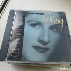 CDs de Música: CD. MARGARET WHITING: SPOTLIGHT ON M. W. (THE BEST OF THE CAPITOL RECORDINGS).- C 4. Lote 252132285