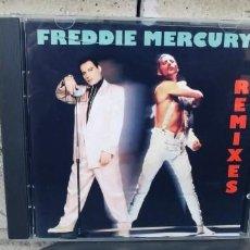 CDs de Música: FREDDIE MERCURY-CD REMIXES. Lote 252148450
