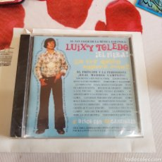 CDs de Música: CD LUIXY TOLEDO-EL FIERA-A VER QUIEN SUPERA ESTO (PRECINTADO). Lote 252163880