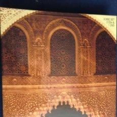 CD de Música: LOREENA MCKENNITT. NIGHTS FROM THE ALHAMBRA. ESTUCHE CON 2 CD´S Y 1 DVD. Lote 252176600