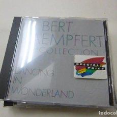 CDs de Música: BERT KAEMPFERT & HIS ORCHESTRA - DANCING IN WONDERLAND - CD - C 4. Lote 252178830