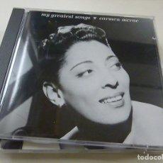CDs de Música: CARMEN MCRAE - MY GREATESST SONGS - CD - C 4. Lote 252200640