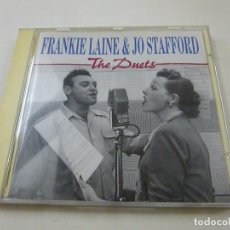 CDs de Música: CD. JO STAFFORD & FRANKIE LAINE: THE DUETS.- C 4. Lote 252201995
