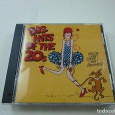 CDs de Música: THE BIG HITS OF THE 20,S - ENOCH LIGHT - CD - C 4. Lote 252206845