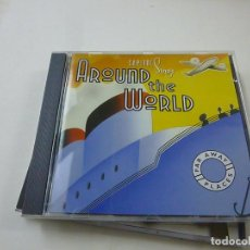 CDs de Música: CAPITOL SINGS AROUND THE WORLD - CD - C 4. Lote 252208180