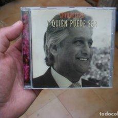 CDs de Música: CD CHIQUETETE Y QUIEN PUEDE SER ?CD NUEVO PERFECTO. Lote 252227220