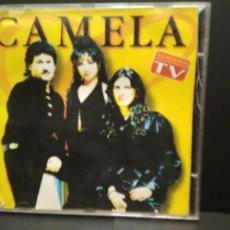 CDs de Música: CAMELA ( NO PUEDO ESTAR SIN EL ) CD TV 1999 PEPETO. Lote 295853748