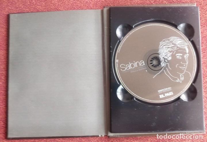 CDs de Música: Joaquín Sabina palabras hechas canciones nº 1 Física y Química DISCO LIBRO - Foto 2 - 252271015