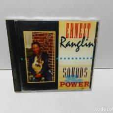 CDs de Música: DISCO CD. ERNEST RANGLIN – SOUNDS & POWER. COMPACT DISC.. Lote 252304695
