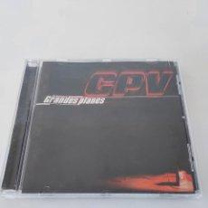 CDs de Música: CD DE CPV GRANDES PLANES ZONA BRUTA 1998 EL CLUB DE LOS POETAS VIOLENTOS RAP ESPAÑOL. Lote 252318140
