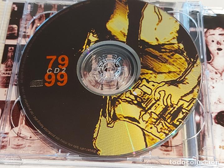 CDs de Música: MARISCAL / LIVE CONCERTS 1979-1999 / VARIOS GRUPOS / DOBLE CD - 37 TEMAS / IMPECABLE / DIFÍCIL. - Foto 3 - 252347305