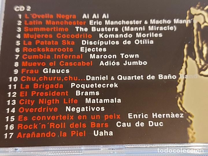 CDs de Música: MARISCAL / LIVE CONCERTS 1979-1999 / VARIOS GRUPOS / DOBLE CD - 37 TEMAS / IMPECABLE / DIFÍCIL. - Foto 6 - 252347305